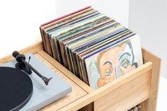 Record Player Table, Record Table, Record Player Cabinet, Record Player Furniture, Vinyl Record Cabinet, Vinyl Record Stand, Record Rack, Record Shelf, Record Display