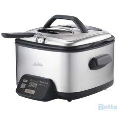 Sunbeam Multi Cooker Deep Fryer / Slow Cooker 2.5L