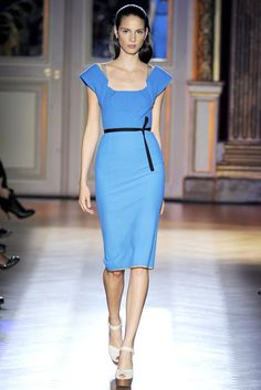 Roland Mouret - Spring 2012 Ready-to-Wear