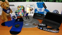 Stocking stuffers 2013 - Volkswagen winter gear, stuff animals and other goodies! Available at the Denver Volkswagen location of Larry H. Miller Volkswagen, 8303 W. Colfax Ave, Lakewood, CO 80214, 866-871-8292.