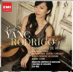 Joaquín Rodrigo – Concierto de Aranjuez for Guitar and Orchestra – XueFei Yang, Barcelona Symphony and National Orchestra of Catalonia Music Games, Best Classical Music, Romance, Music Albums, Barcelona, Saving Money, Digital, Guitars, Third