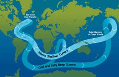 Ocean circulation conveyor belt - Climate change - Wikipedia, the free encyclopedia