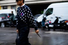 Street Style   Declan Chan   Paris