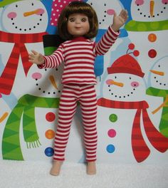 Fits 14 Inch Tonner Betsy McCall Doll  Red by gailsvintagetreasure, $13.00