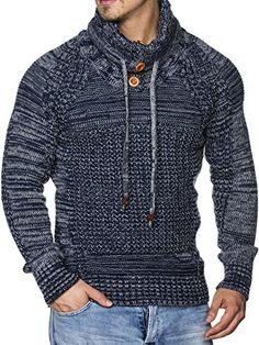 Nuova offerta in #abbigliamento : Tazzio - Maglione - Uomo blu scuro S a soli 2392 EUR. Affrettati! hai tempo solo fino a 2016-11-04 23:34:00
