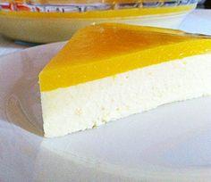cheesecake de mango y queso