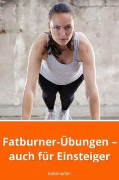 Fatburner-Übungen: So werden Sie die Pfunde los | eatsmarter.de