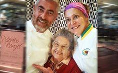 Chef Monica Rangel na cozinha de Alex Atala - http://superchefsbr.com/final/chef-monica-rangel-na-cozinha-de-alex-atala/ - #AlexAtala, #Jornalistas, #MariluPeretti, #MonicaRangel, #Noticias, #Palmirinha