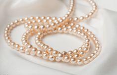 pink pearl rope