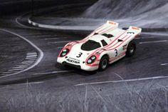 Aurora AFX Porsche 917k Team Salzburg