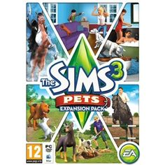 Sims <3 Pets PC