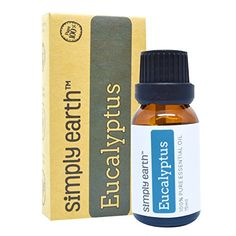 Eucalyptus Essential Oil by Simply Earth  15 ml 100 Pure Therapeutic Grade *** You can get more details by clicking on the image.