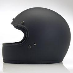 Biltwell Inc. Gringo Flat Black Full Face Helmet | 723-101 | J&P Cycles