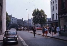 Liffey Street Dublin 1969