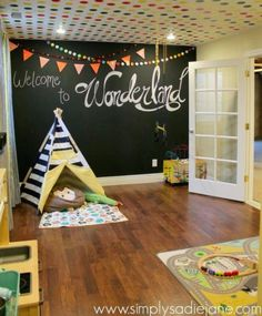 Wonderland Playroom