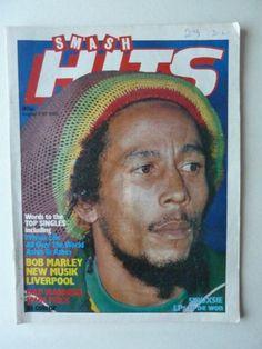 Smash Hits August 7-20 1980 (Bob Marley Bad Manners John Foxx X Ray Spex)  http://www.ebay.co.uk/itm/Smash-Hits-August-7-20-1980-Bob-Marley-Bad-Manners-John-Foxx-X-Ray-Spex-/231093825054?pt=UK_Magazines&hash=item35ce43ee1e