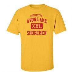 Avon Lake High School - Avon Lake, OH | Men's T-Shirts Start at $21.97