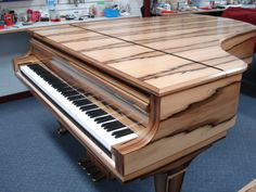 Another stunning Stuart and Son's piano about to go out the showroom. Aussie's have style!