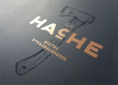La Hache - how very hipster