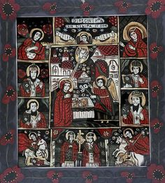 Religious Icons, Religious Art, Christian Paintings, Ikon, Nativity, Medieval, Glass, Artwork, Sf