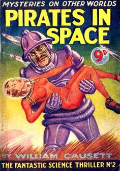 Pirates In Space (1953)
