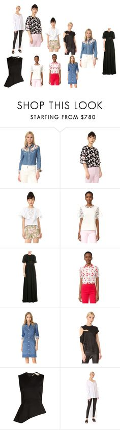 """""""tops great weekend fashion trends collection"""" by monica022 ❤ liked on Polyvore featuring Roberto Cavalli, Giambattista Valli, STELLA McCARTNEY, Esteban Cortazar and vintage"""