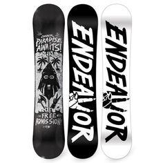 2017 Endeavor New Standard Snowboard