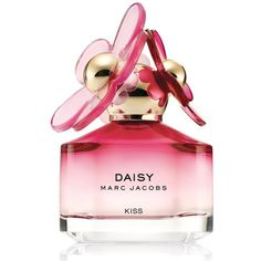 Women's Marc Jacobs Daisy Kiss Fragrance (1,430 MXN) ❤ liked on Polyvore featuring beauty products, fragrance, perfume, makeup, filler, no color, fruity perfume, flower perfume, marc jacobs fragrance and parfum fragrance
