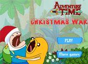 Adventure Time Christmas War