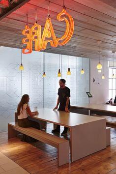ASOS Global Headquarters, London / MoreySmith