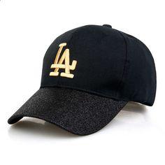 Högkvalitativa Hot Sälj Baseball Caps LA Dodgers Broderi Hip Hop Snapback  Kepsar För Män Kvinnor Fitted Hat Gorras Casquette. Cappelli Da ... 4391481110ed