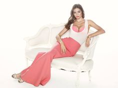 miranda kerr in beautiful dress Full HD