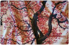 Natibaby Marsupial Mamas Exclusive: Autumn Blaze (Merino Wool Blend) | Marsupial Mamas, LLC