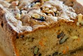 Carrot Cake (healthy version by Dr. Weil)