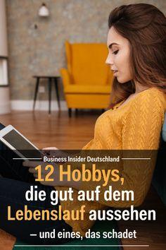 Diese Hobbies gehören wirklich in den Lebenslauf. Artikel: BI Deutschland Foto: Shutterstock/BI