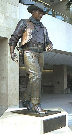 "John Wayne Airport, Orange County California ""John Wayne"" Movie Star - born (Marion Robert Morrison) http://dunway.com"