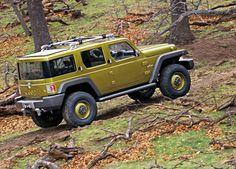 Фото›2004 Jeep Rescue Concept