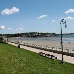 Beautiful beach at Lynn, Massachusetts, north of Boston