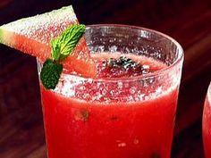 Watermelon Mint Agua Fresca. Mexican Made Easy
