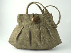 olive  small handbag.