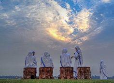 "Photo ""NUNS"" by indranildutta"