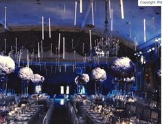 Great Hall Banquet- Harry Potter wedding