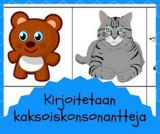 Puhe ja kieli School Fun, Winnie The Pooh, Disney Characters, Fictional Characters, Kindergarten, Preschool, Teacher, Writing, Education