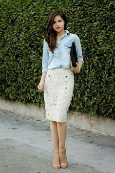 my favorite office and beauty clothes : Photo