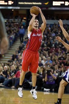 Los Angeles Clippers  J.J. Redick