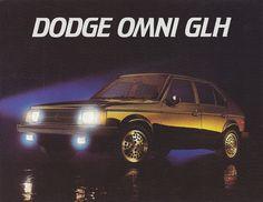 1984 Omni GLH
