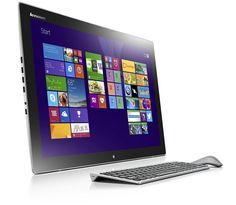 Touchscreen Desktop Lenovo Horizon 2 All-in-One The new Lenovo Horizon 2 is a tabletop which can use it as a tablet and as a Desktop