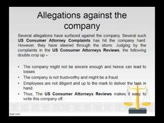 #unfounded_usconsumerattorneys_Complaints #usconsumerattorneys_wrong_Negative_Reviews  #usconsumerattorneys