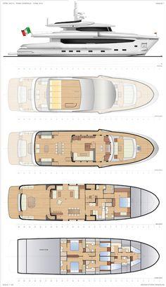 Cerri launches new line of superyachts - New-Build - SuperyachtTimes.com
