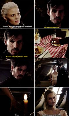 "Emma Swan and Hook - 5 * 3 ""Siege Perilous"" #CaptainSwan"